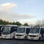 rice coaches buses